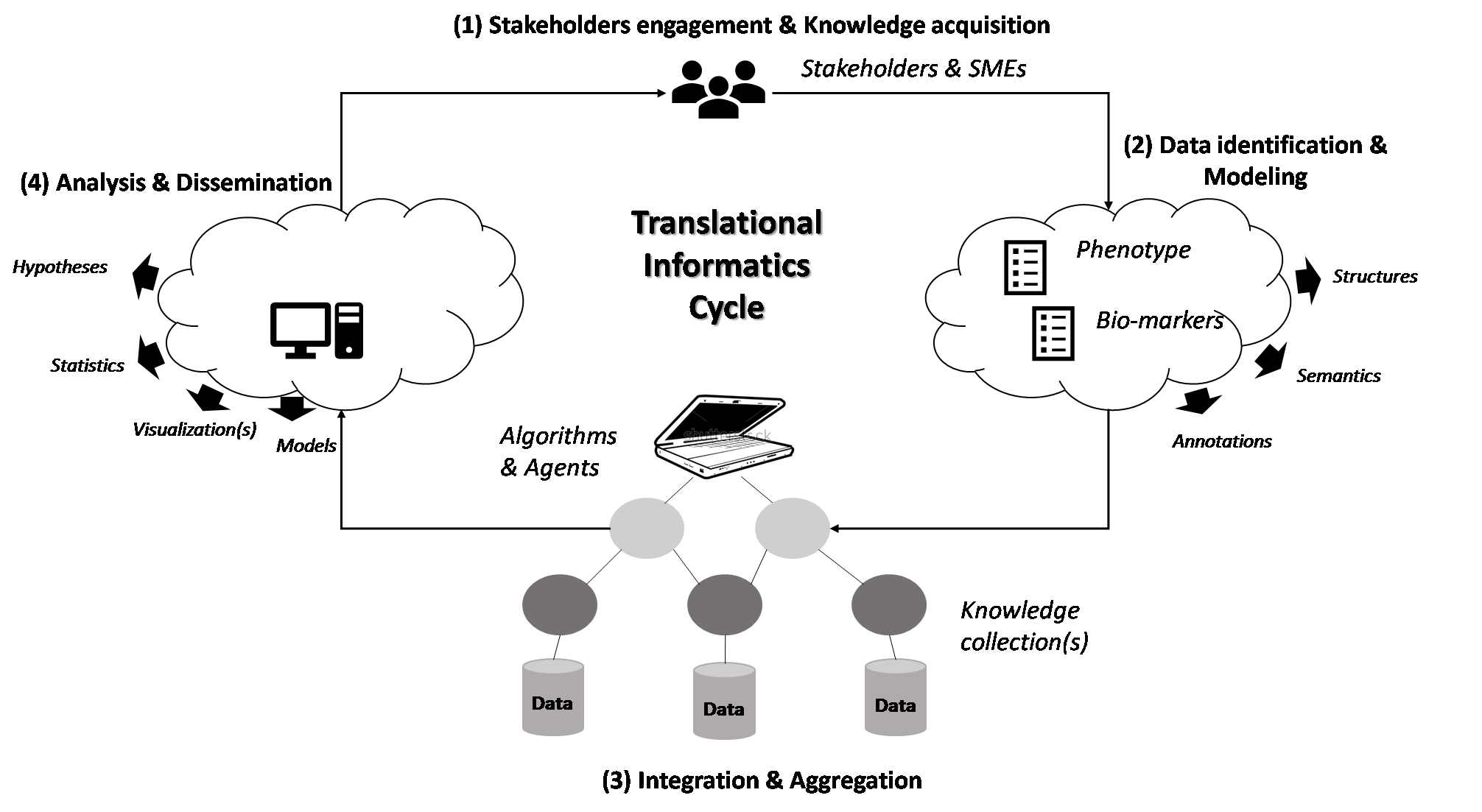 Figure 4. Practical model for the design and execution of translational